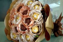 Sweets bouquets