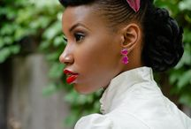 D.I.Y Hairstyles/Beauty / by Rachelle Dorvilus