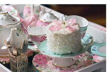 Garden Party / Tea Time / by Jessica Estep