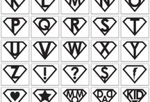 Super letters