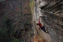 Climbing Areas