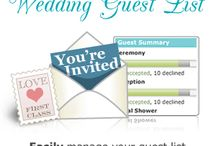 Wedding Resources - Our Favorites!