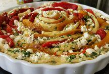 Food- Pinwheel's