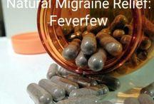 Natural Migraine Relief / Natural migraine remedies