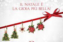 Speciale Natale! / La stagione delle feste sta per iniziare! Pronto ad indossare la magia del Natale?  Scopri la collezione speciale di gioielli Isola Bella!
