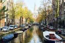 Amsterdam ❤️ / Viaggio