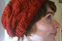 knitting: hats / by Anna Maus