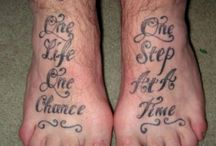 Recovery and Sobriety Tattoos / Recovering from addiction is a major hurdle in life and something to be extremely proud of. Tattoos are a great way to show your commitment to sobriety.