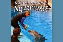Fish and Oceans / Ideas and activities for science with sea animals and oceans.