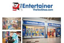 THE ENTERTAINER | KIDS LOVE TOYS