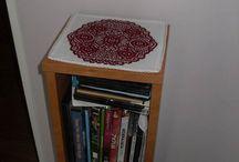 Galeria prac / Prace wykonane haftem krzyżykowym