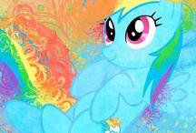 Rainbow Dash / Rainbow Dash
