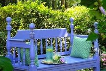 garden things / by Annette Shaw