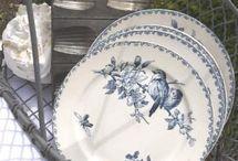 servies/aardewerk(mooi of appart)