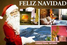 NAVIDAD RURAL / felicitaciones de navidad www.lacasinadegiranes.com
