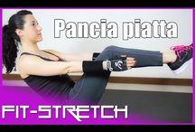 Categoria FIT-STRETCH / Allenamenti per migliorare la flessibilità, agilità, coordinazione attraverso esercizi di stretching, pilates e yoga