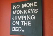 Monkeys / by Megan Robydek
