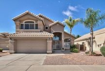 Real Estate - Tempe, AZ / Home listings in Tempe, AZ. Featured properties provided by real estate expert, Jerry Raviol.