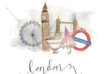 london sketches