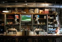 Ombre bar