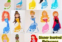 disney princess craft