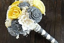 flowers for kates wedding / by Michele Eschbach