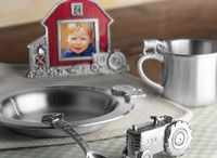 Baby Gifts / Gifts for a new baby.  100% lead free.  Made in the USA.