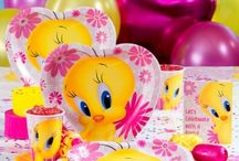 Tweety party