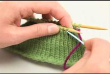 * knitting - how to...