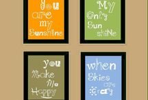 Baby Craft Ideas / by Kate Towse