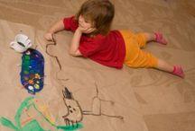 Activities for preschoolers / by Dennis Hill