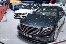 GENEWA 2015: CARLSSON MERCEDES-BENZ S W222 / Kontynuujemy naszą relację z Geneva International Motor Show. Jako drugi pragniemy pokazać Wam projekt firmy Carlsson – zmodyfikowaną, flagową limuzynę Mercedesa, czyli luksusową Klasę S.   Więcej informacji: http://gransport.pl/blog/genewa-2015-carlsson-mercedes-benz-w222/