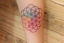Coldplay Tattoos