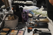 Makeup Backstage / BTS