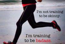 I love running / Mie tykkään juosta