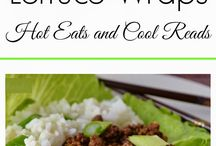 Oriental meals / Oriental food