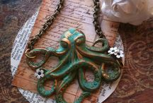 octopus / by morgan sarver