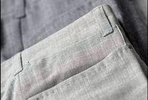Pantaloni Trousers