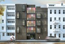 URBANEST in Berlin-Neukölln / Zwischen Neuköllns urbanem Kiezleben und den preisgekrönten Britzer Gärten entsteht das neue Wohnprojekt URBANEST mit einem innovativen Neubau in ökologischer Holzbauweise, welcher in dieser Lage einzigartig ist.