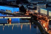 Linz and Austria