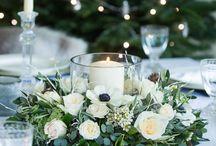 Table wreaths