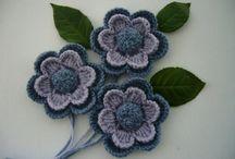 Flores Crochet / http://www.liveinternet.ru/users/5130608/post309345781/