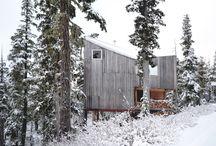 Små hytter