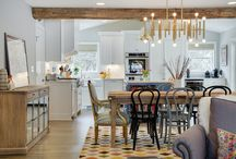 Remodeled Dining Rooms / Beautifully remodeled dining rooms by Revision LLC.