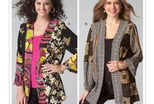 Patterns: Jackets, Coats, & Vests