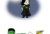 Avengers {because I can't resist} <3 (: / All things Avengers...:)  / by Cora