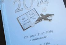 Personalised First Communion Cards