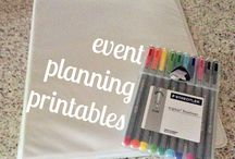 Event planning ideas