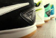 my shoes / Indoor court