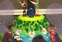 Pirates & Fairies Cake